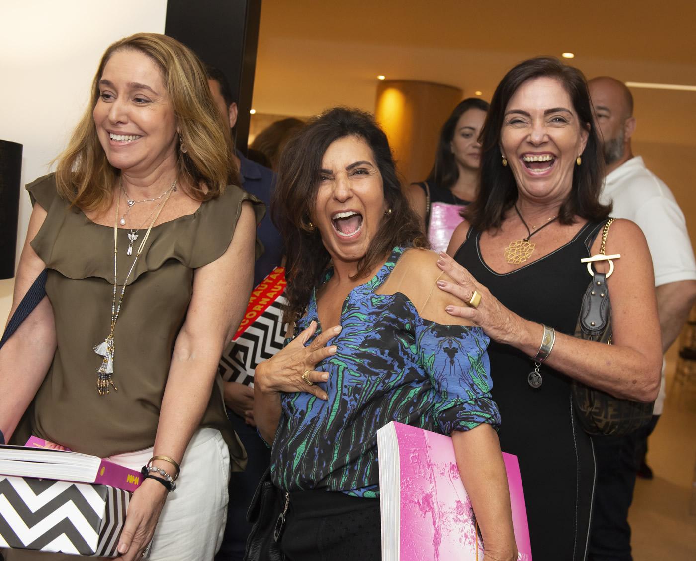 Anna Malta, Lenora Lohrisch e Beth Kalache