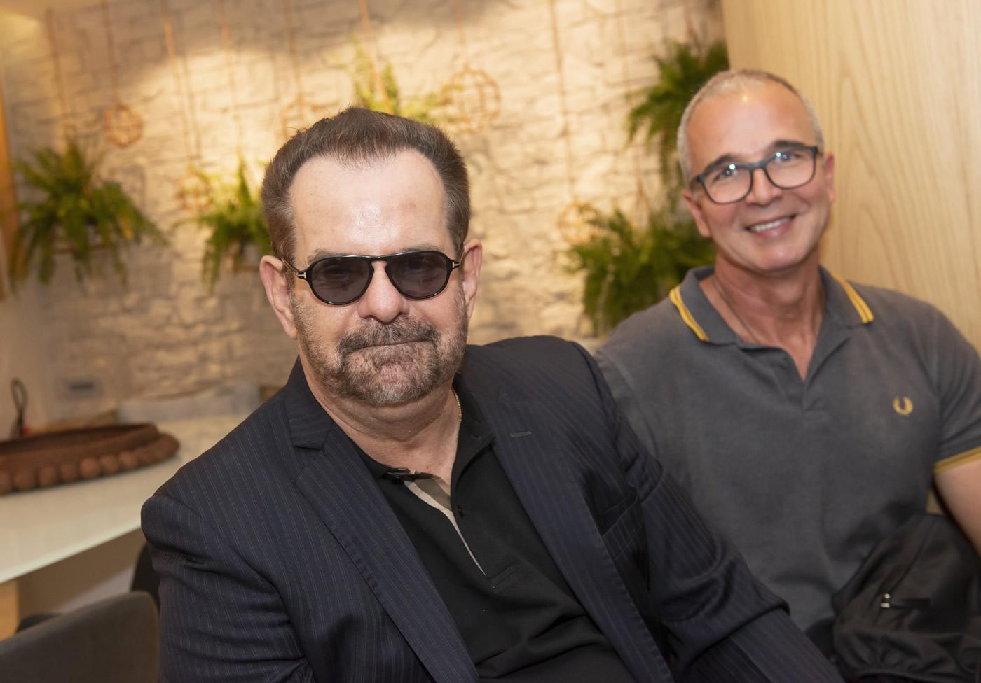 Eduardo Machado e Jorge Delmas